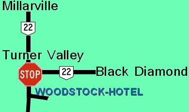 Woodstock Hotel - In the heart of the Foothills and the Cowboy Trail